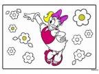 jeux de coloriage de daisy