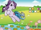 jeux de coloriage de poney