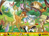 jeux de bambi hidden objects