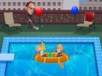 jeux de piscine variés