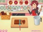 jeux de faire du chocolat pour la saint valentin