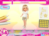 jeux de poupées nancy gold