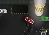 jeux de parking de voitures de sport