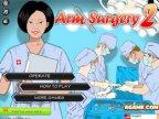 jeux de chirurgie pour les futurs docteurs