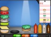 jeux de burger