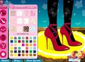 jeux de design de chaussures