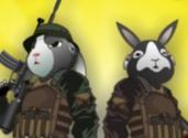 jeux de lapin sniper