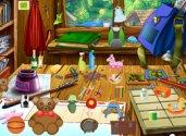 jeux des objets cachés dans la maison de Messy