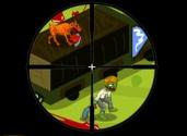 jeu de sniper et les zombies  3