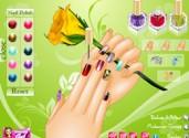 jeu de la parfaite manicure