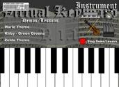 jeux de leçon de piano
