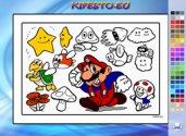 jeux de coloriage de mario bross