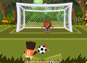 jeux de animal football
