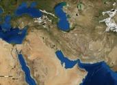 pays en Asie et au Moyen Orient