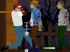 jeu de zombie  baseball
