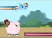 jeux de mouton rose