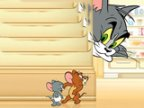 jeu de tom et jerry face au refrigerateur
