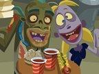 jeu de zombie burger