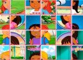 Dora The Explorer Mix Up
