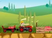 tracteur du fermier