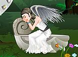 habillage d'un ange