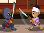 jeu de ninja 3 foot