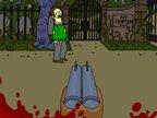 jeu de zombies et les simpsons