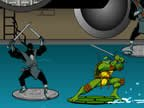 jeu de ninja sewer surf