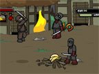 jeu de ninja brawl