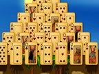 jeux de solitaire en  pyramide 3