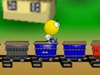jeu de saut des wagons