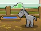 jeu du range de chevaux