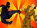 jeu de ninja guiji