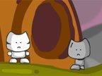 jeu de chat ninja