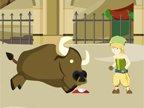 jeu de taureau