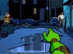 jeu de ninja et les mutants