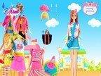 jeux d'habillage de barbie mimi