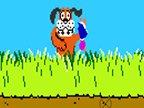 jeu de chien � la chasse des canards