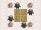 jeu de ninja puzzle