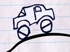 jeux de voiture au crayon