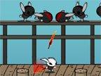 jeu de ninja just a bunny