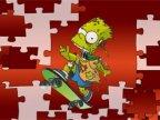 jeu de bart zombie simpson
