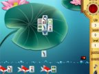 jeux de mahjong et le poisson