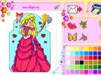 jeux de coloriage de la princesse