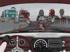 Jeu la route des zombies