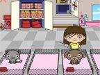 jeux de la jeune veterinaire