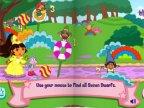 jeu de dora fairy's tale fiesta