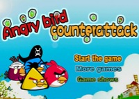Angry Bird countre attack