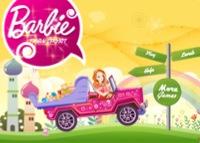 Barbie livreuse de jouets