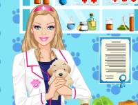 Barbie veterinaire